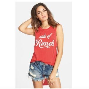 Nordstrom's Madison & Berkeley Side of Ranch Tank